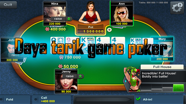 Awalan Bermain Poker Online Uang Asli Server IDN