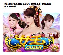 Fitur Game Slot Queen Joker Gaming